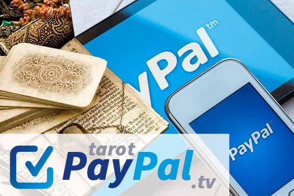 TAROT PayPal barato y fiable ¡Muy BUENO!