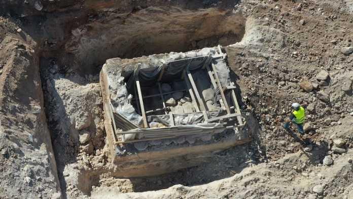 baño purificacion romano israel