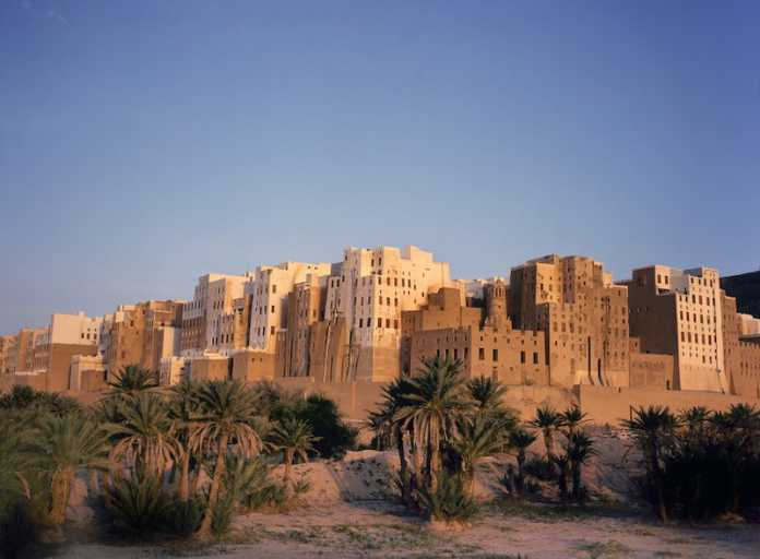 shibam patrimonio yemen unesco