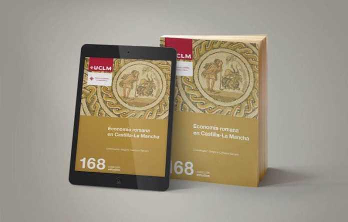libro economia romana en castilla la mancha