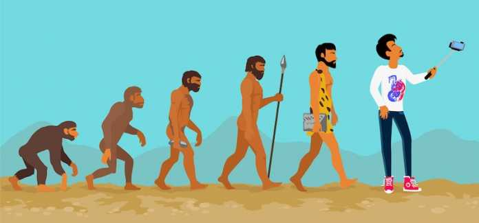 internet en la evolucion humana