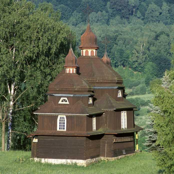 iglesias de madera eslovaquia patrimonio humanidad
