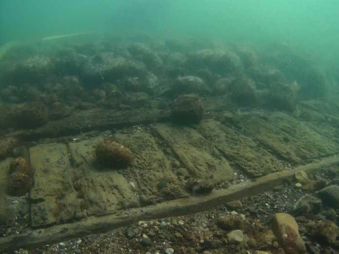 naufragio buque guerra dinamarca