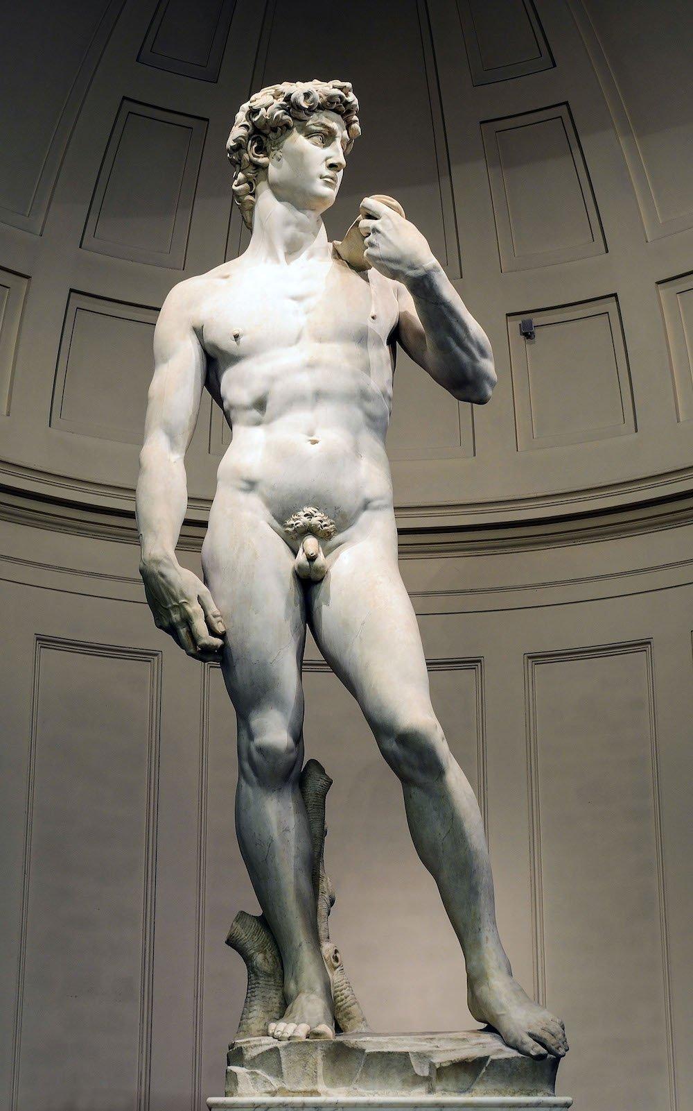 escultura david miguel angel