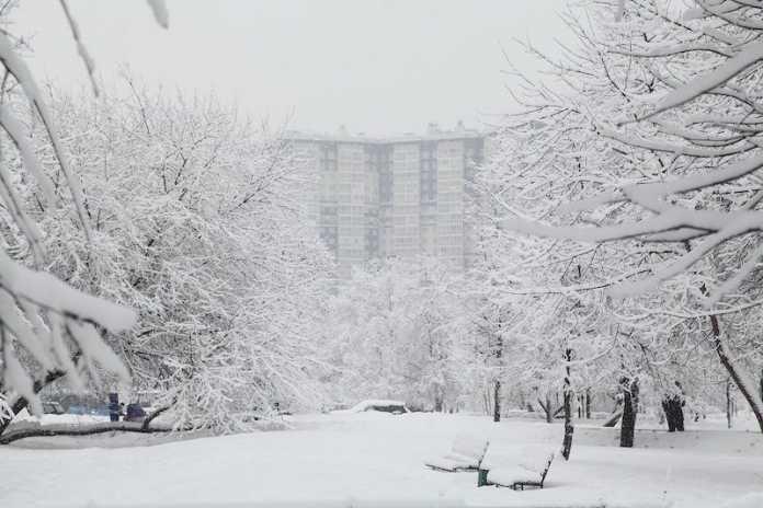 el invierno ruso