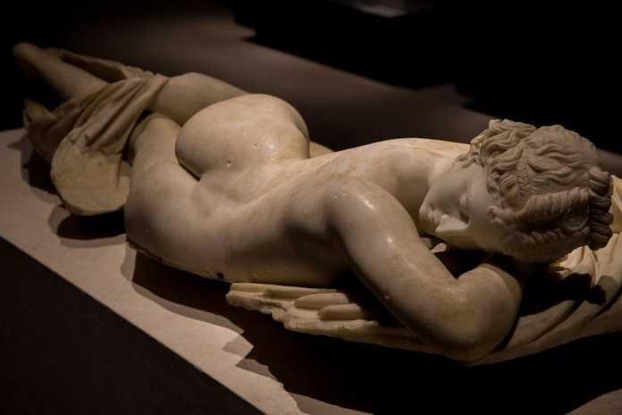 la sexualidad en la antigua roma