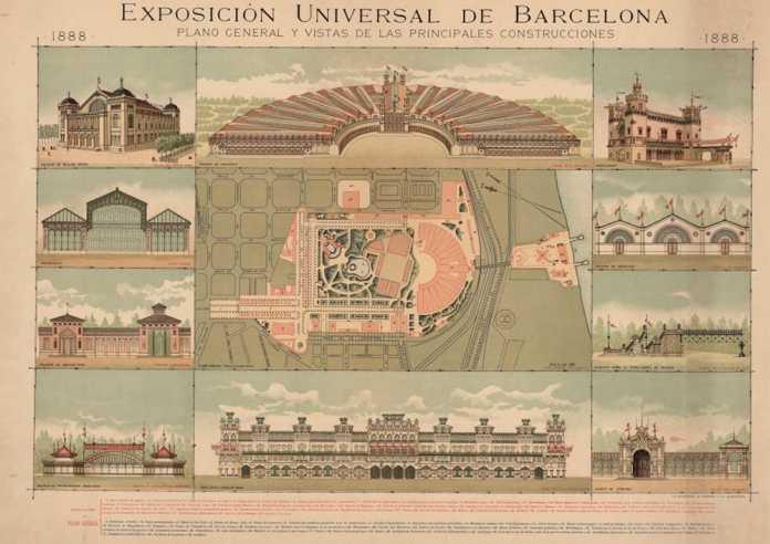 exposicion universal barcelona 1888