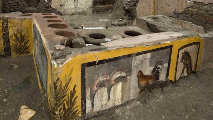 termopolio pompeya