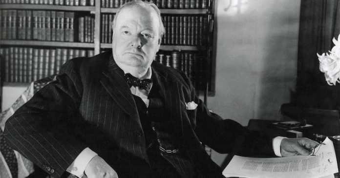 Winston Churchill Rede
