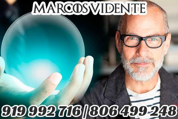 Marcos Vidente el maestro bueno fiable y serio