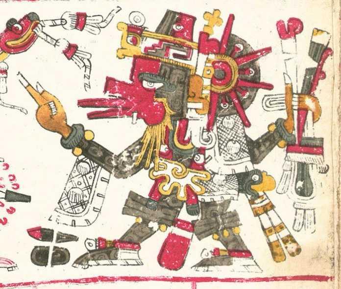 representacion quetzacoatl