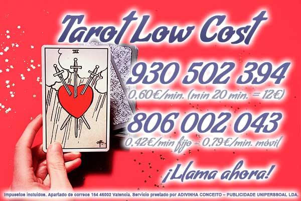 Tarot 5 euros 15 minutos sin gabinete por visa fiable y bueno