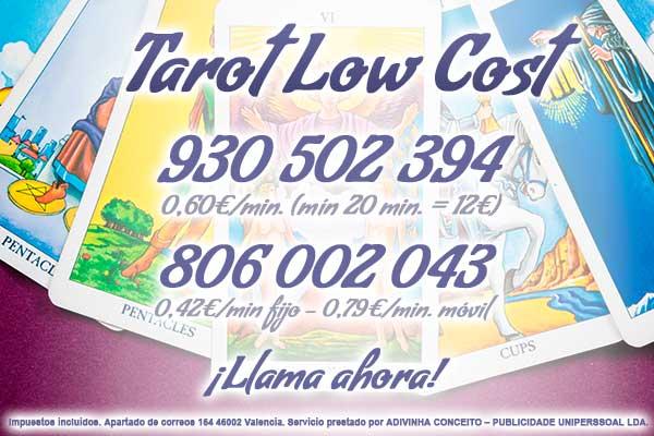 Tarot low cost - Videntes asequibles y tarotistas a precios buenos y muy bajos