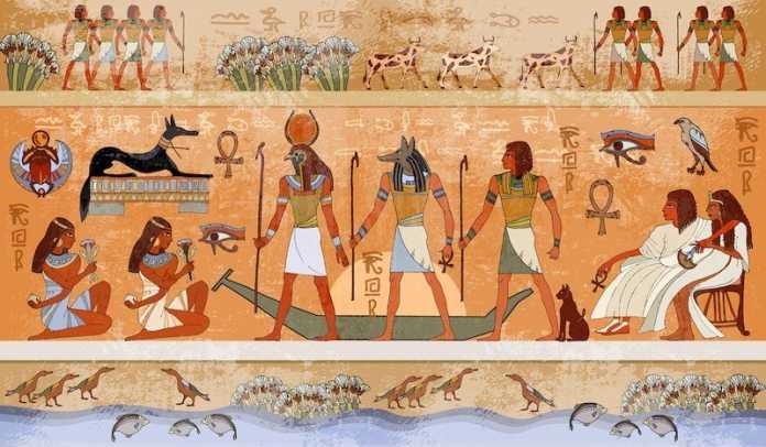 caracteristicas arte egipto