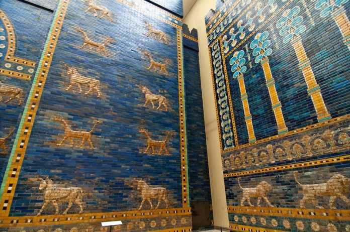 caracteristicas del arte mesopotamico