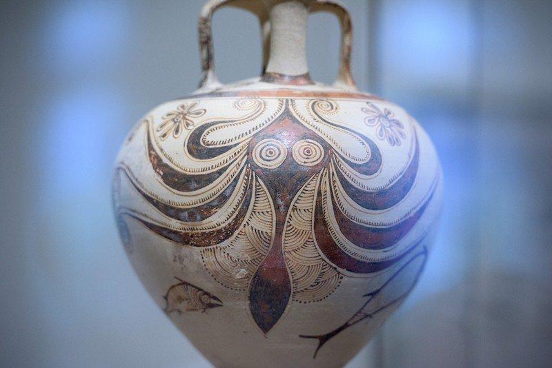 ceramica de micenas