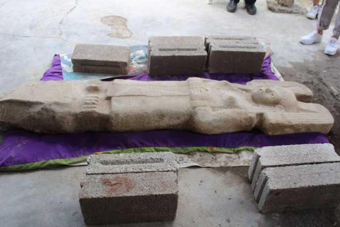 escultura prehispanica femenina