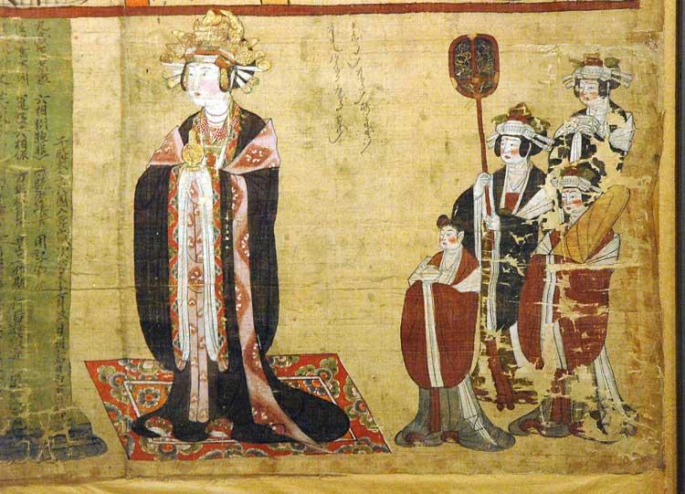 vestimenta hanfu