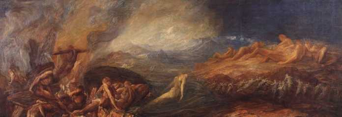 caos mitologia griega