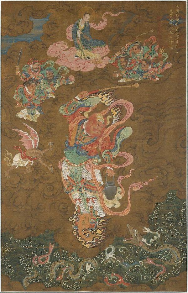 lei gong mitologia china