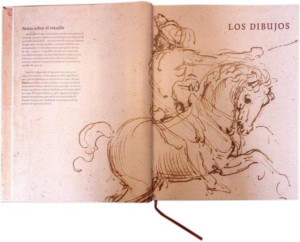 libro Leonardo Da Vinci : una vida en dibujos