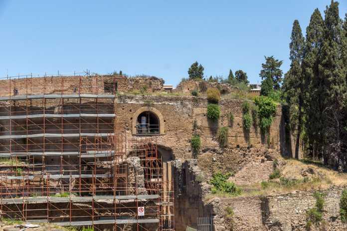 mausoleo augusto obras
