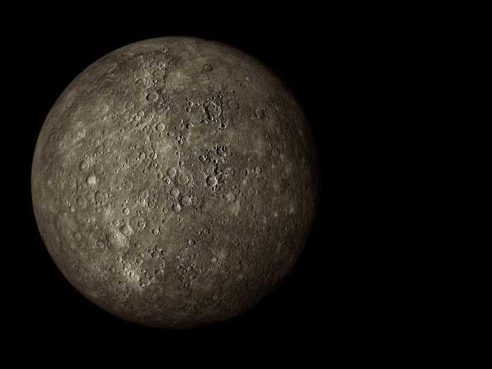 caracteristicas del planeta mercurio