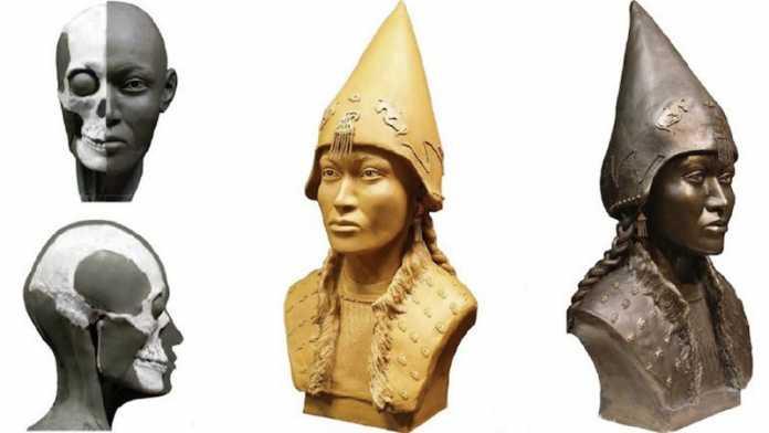 reconstruccion cara siberia reyes