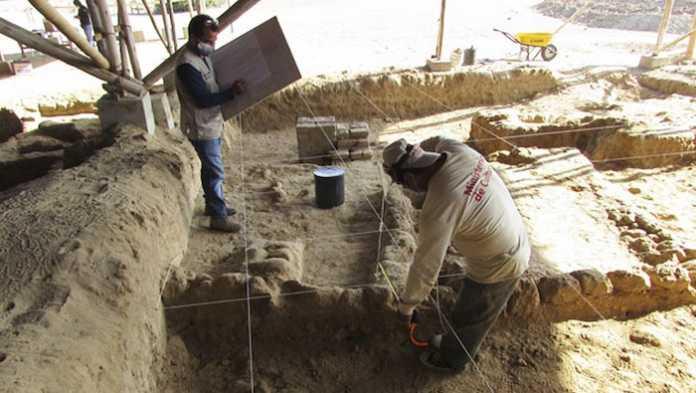 yacimiento arqueologico tucume