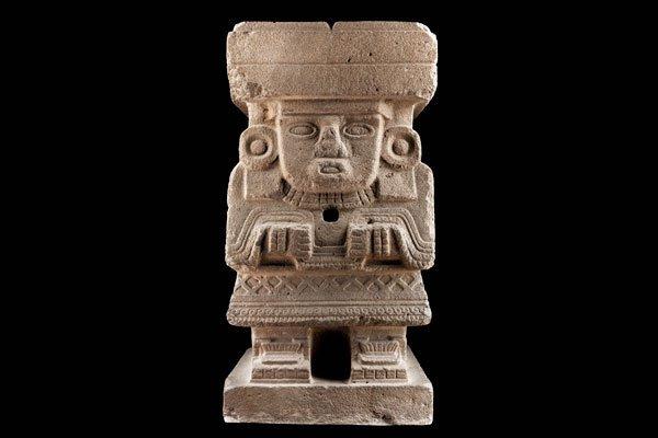diosa azteca Chalchiuhtlicue