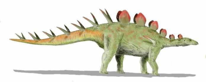 dinosaurio Chialingosaurus