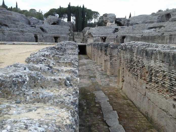 anfiteatro italica