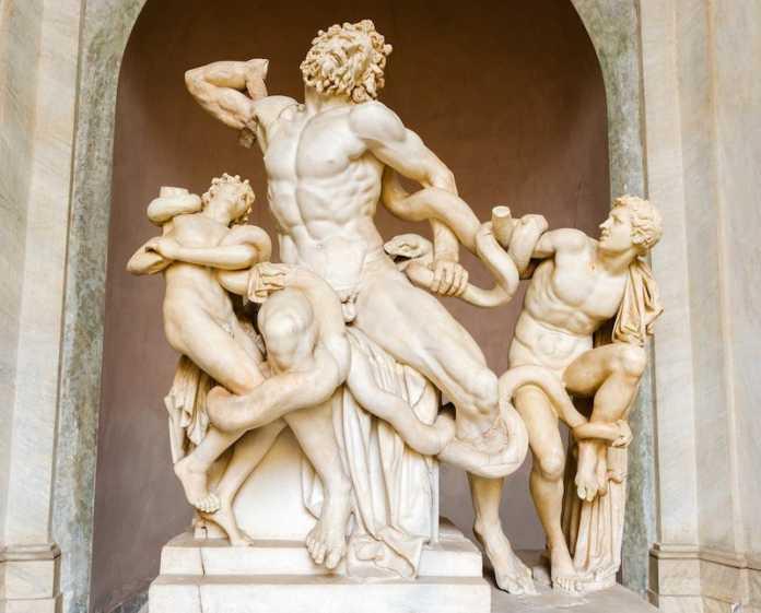 caracteristicas arte grecorromano