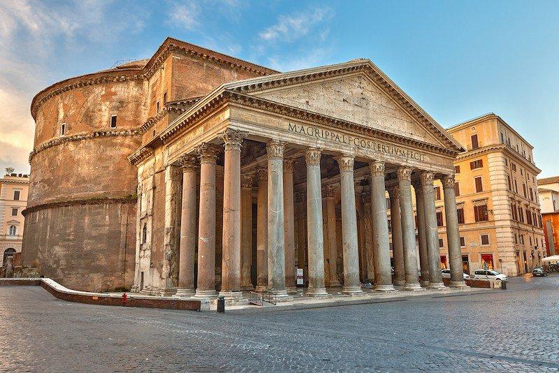 Panteón de Agripa roma