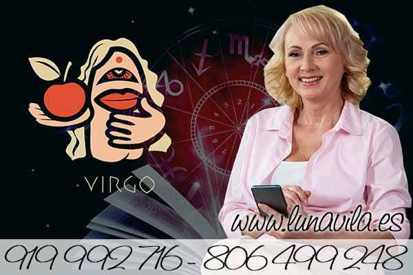 Tarot Virgo - 4 puntos que tienes que saber ya mismo