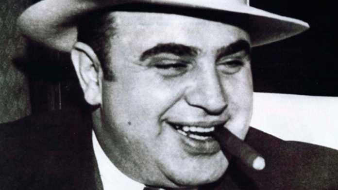foto de al capone lider mafia eeuu