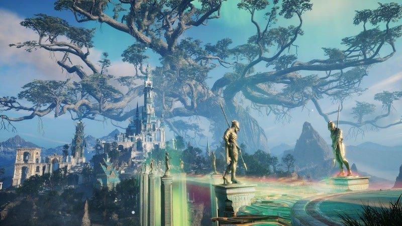 mundo asgard mitologia nordica