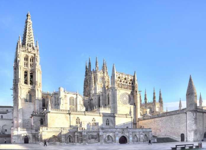 catedral de burgos españa