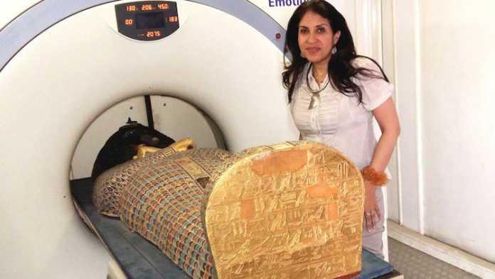 momia faraon Seqenenre Taa II