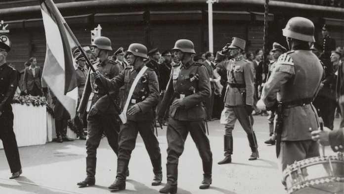 legion holandesa segunda guerra