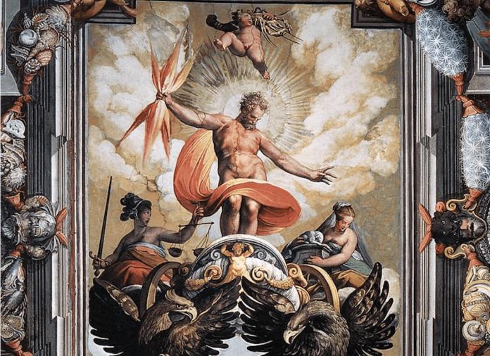 triada capitolina mitologia romana