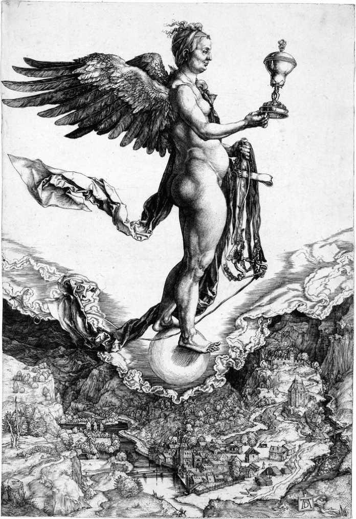 diosa nemesis mitologia griega