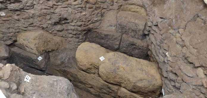 restos muralla roma