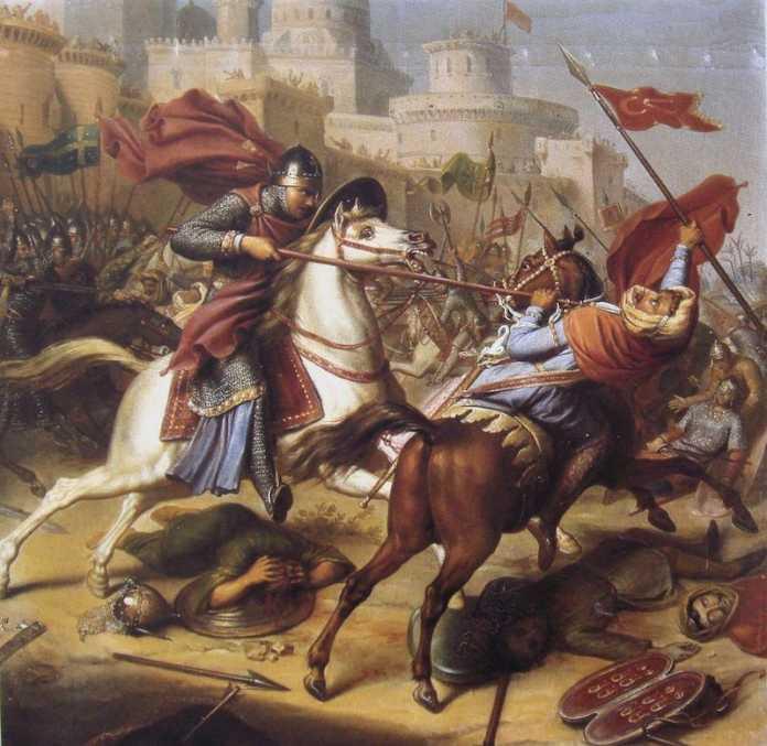 roberto de normandia cruzado