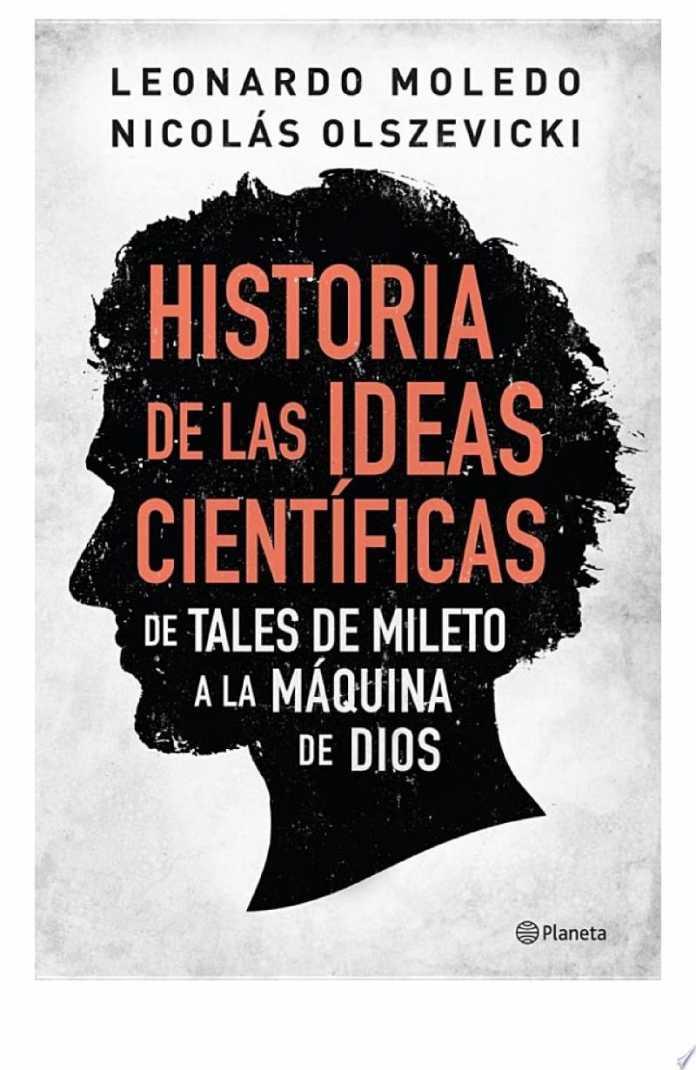 historia de las ideas cientificas portada