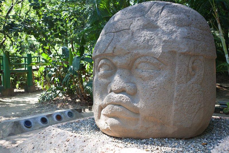 caracteristicas de la cultura olmeca