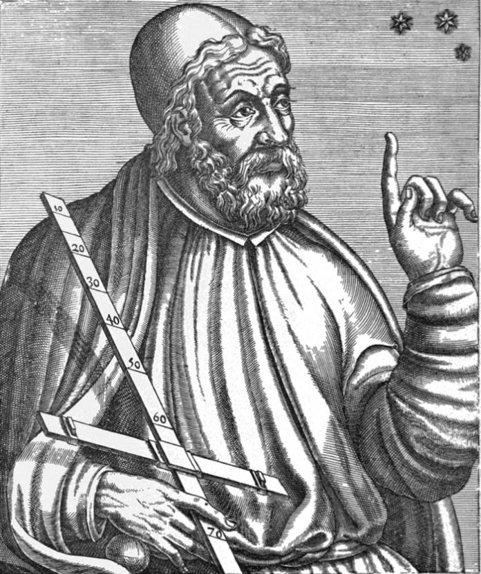 biografia de claudio ptolomeo