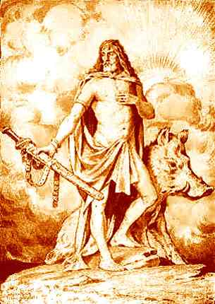 dios nordico freyr