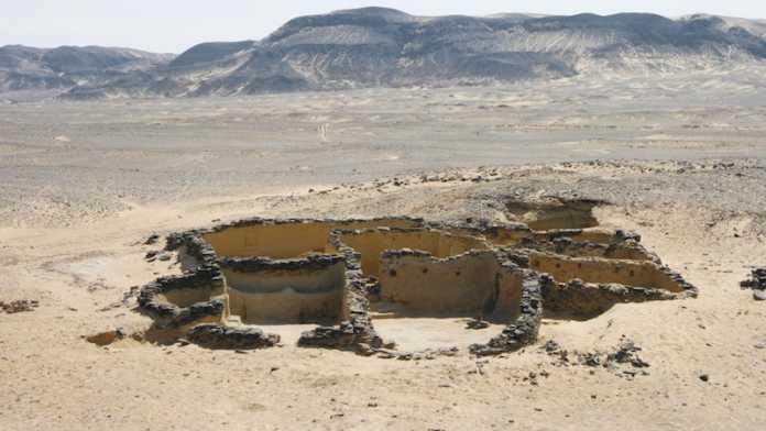 edificios cristianos egipto