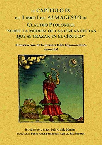 claudio ptolomeo almagesto